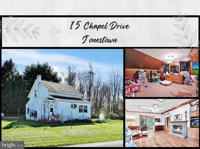 15 Chapel Drive, JONESTOWN, PA 17038 (#PALN2002062) :: The Casner Group