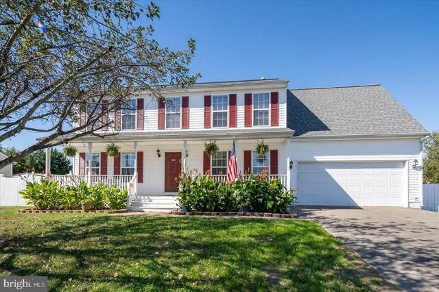 11806 Sawgrass Lane, FREDERICKSBURG, VA 22407 (#VASP2003586) :: City Smart Living
