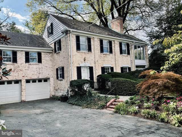 4224 Van Ness Street NW, WASHINGTON, DC 20016 (#DCDC2018020) :: Blackwell Real Estate