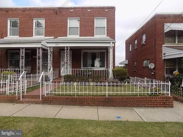 5317 Chillum Place NE, WASHINGTON, DC 20011 (#DCDC2018024) :: The Putnam Group