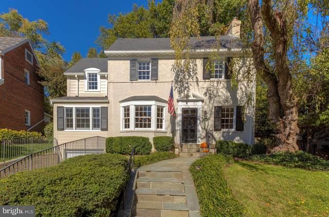 3529 Woodbine Street, CHEVY CHASE, MD 20815 (MLS #MDMC2020230) :: Maryland Shore Living | Benson & Mangold Real Estate