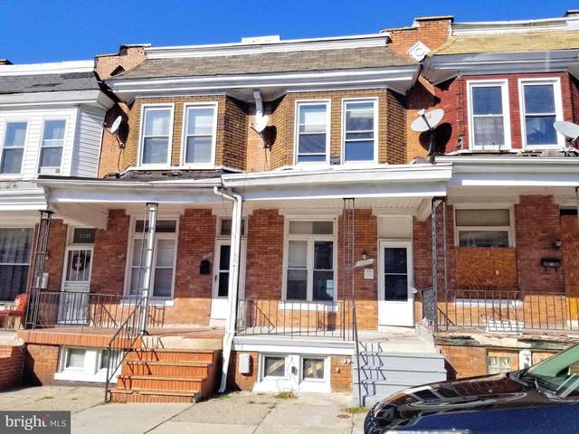 2232 W Fayette Street, BALTIMORE, MD 21223 (#MDBA2015904) :: The Gus Anthony Team