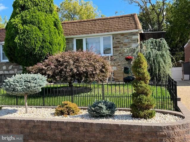 8547 Benton Avenue, PHILADELPHIA, PA 19152 (#PAPH2039006) :: The Pierre Group