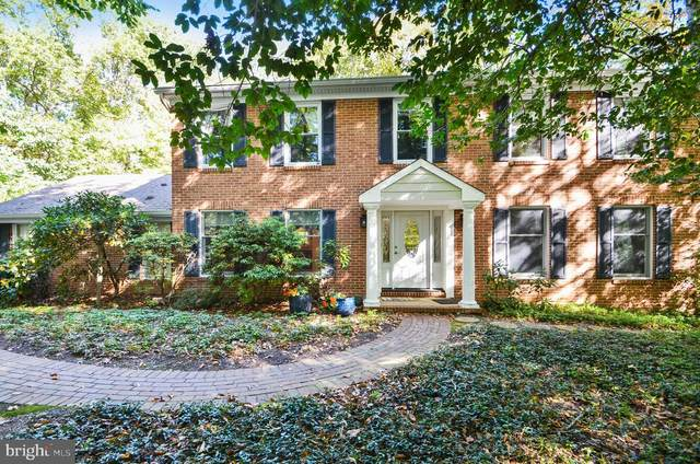 2521 Cheval Drive, DAVIDSONVILLE, MD 21035 (#MDAA2012596) :: The Riffle Group of Keller Williams Select Realtors