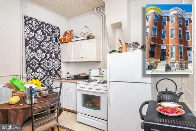 14 N Pulaski Street, BALTIMORE, MD 21223 (MLS #MDBA2015908) :: Maryland Shore Living | Benson & Mangold Real Estate