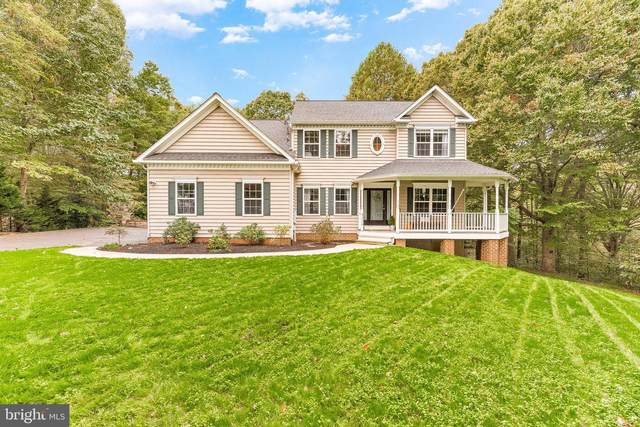 4306 S Creek Court, HUNTINGTOWN, MD 20639 (#MDCA2002340) :: Great Falls Great Homes