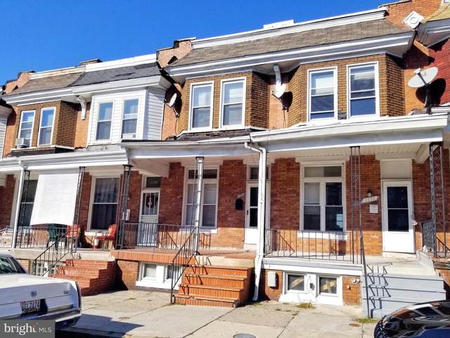 2234 W Fayette Street, BALTIMORE, MD 21223 (#MDBA2015912) :: The Gus Anthony Team