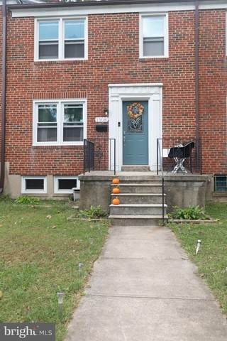 1508 N Forest Park Avenue, BALTIMORE, MD 21207 (#MDBC2014098) :: Red Key Group