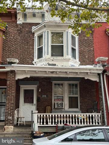 2952 N Judson Street, PHILADELPHIA, PA 19132 (#PAPH2039040) :: Tom Toole Sales Group at RE/MAX Main Line