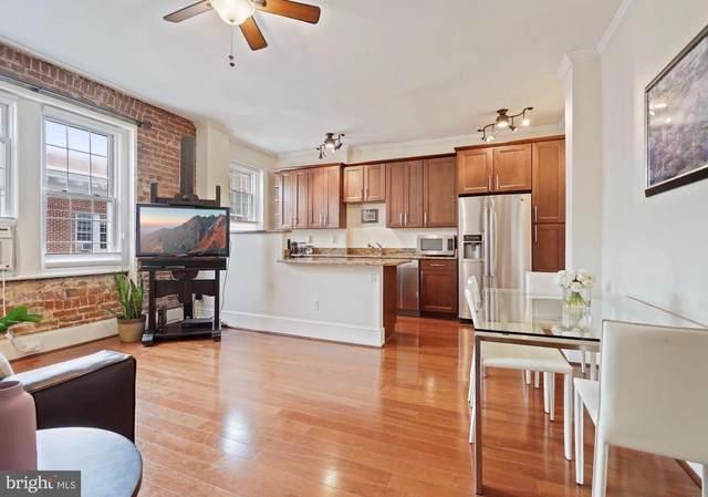 1526 17TH Street NW #414, WASHINGTON, DC 20036 (#DCDC2018050) :: City Smart Living