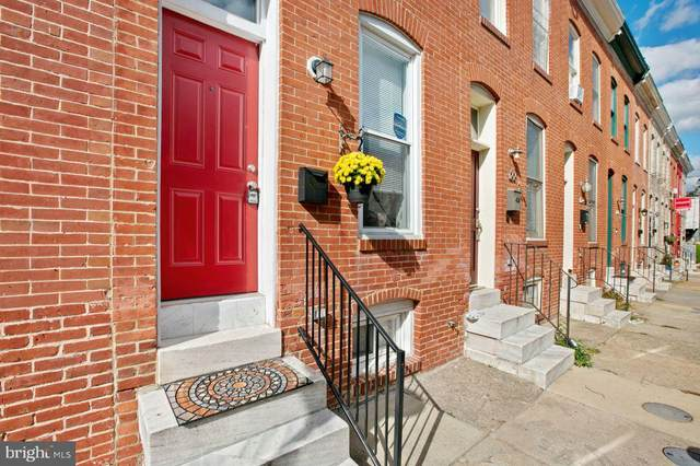 120 N Belnord Avenue, BALTIMORE, MD 21224 (#MDBA2015918) :: The Gus Anthony Team