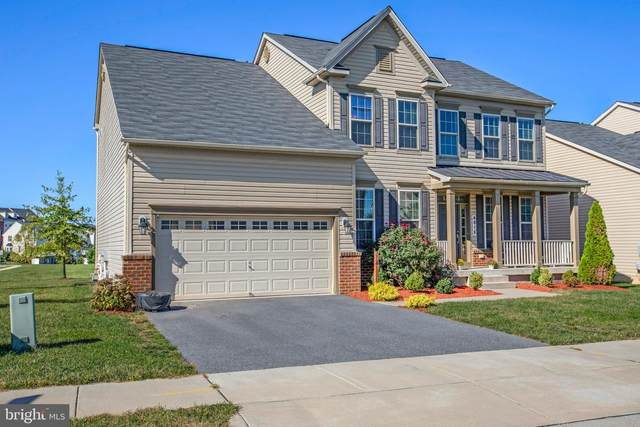 4818 Clarendon Drive, FREDERICK, MD 21703 (#MDFR2007450) :: Shawn Little Team of Garceau Realty
