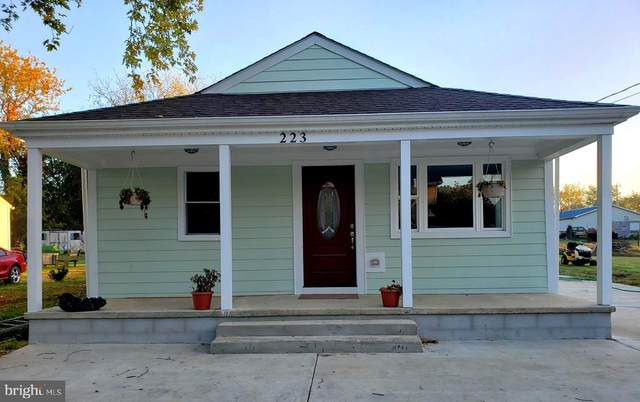 223 New Street, CHURCH HILL, MD 21623 (#MDQA2001330) :: The Redux Group