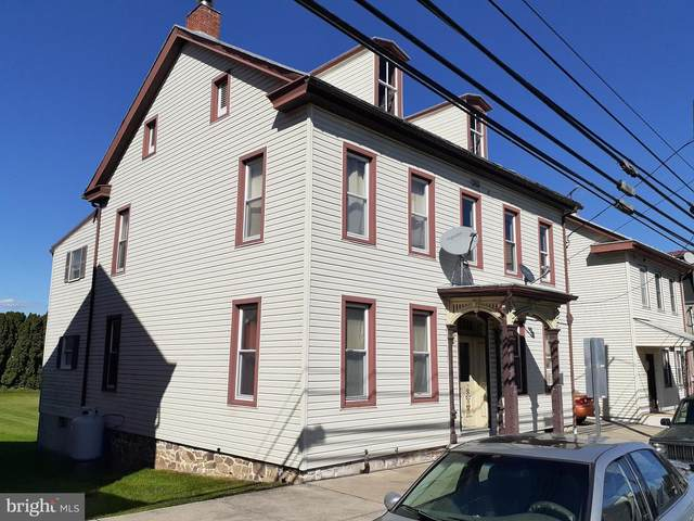 417 Jonestown Road, JONESTOWN, PA 17038 (#PALN2002078) :: Flinchbaugh & Associates