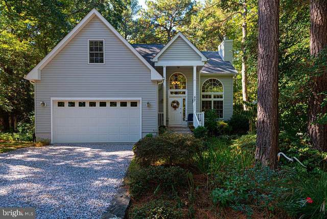 57 High Sheriff Trail, OCEAN PINES, MD 21811 (#MDWO2003142) :: Charis Realty Group
