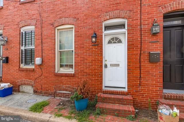 106 N Madeira Street, BALTIMORE, MD 21231 (#MDBA2015946) :: Arlington Realty, Inc.