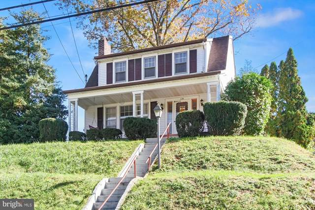 135 Church Street, GLEN ROCK, PA 17327 (#PAYK2007906) :: Charis Realty Group