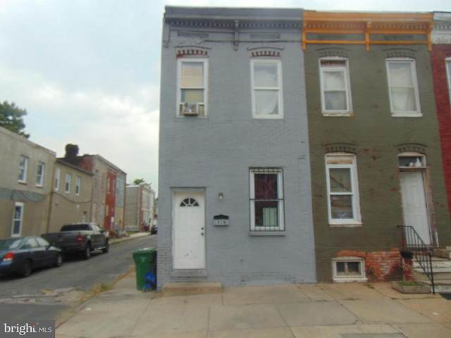 1510 Rutland Avenue, BALTIMORE, MD 21213 (#MDBA2015958) :: Arlington Realty, Inc.