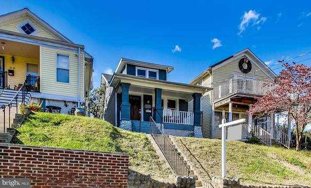 1517 25TH Street SE, WASHINGTON, DC 20020 (#DCDC2018092) :: Corner House Realty