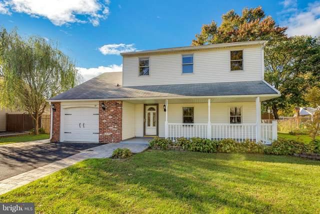 621 Saxony Drive, FAIRLESS HILLS, PA 19030 (#PABU2010182) :: Linda Dale Real Estate Experts