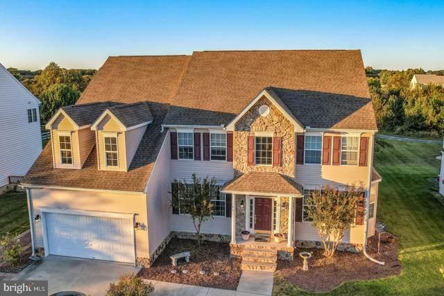 871 W Birdie Lane, MAGNOLIA, DE 19962 (#DEKT2003920) :: Linda Dale Real Estate Experts