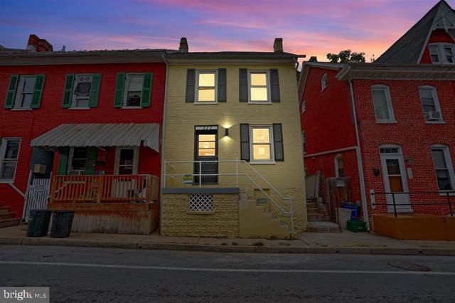117 S Locust Street, HAGERSTOWN, MD 21740 (#MDWA2002880) :: Arlington Realty, Inc.