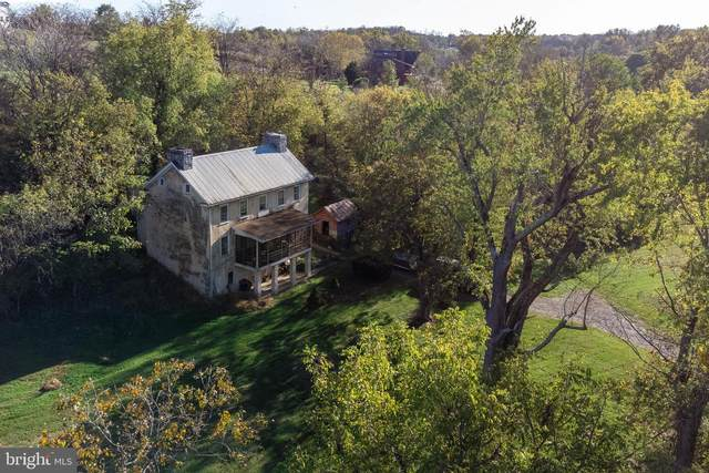 1796 Little Georgetown Road, HEDGESVILLE, WV 25427 (#WVBE2003390) :: Great Falls Great Homes