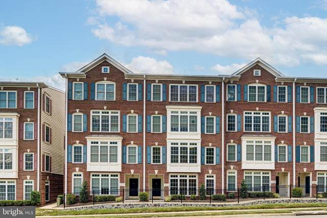 4569 Whittemore Place #1321, FAIRFAX, VA 22030 (#VAFX2027476) :: Nesbitt Realty