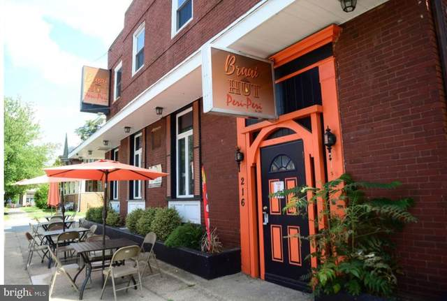 216 E Broad Street, BETHLEHEM, PA 18018 (MLS #PANH2000676) :: PORTERPLUS REALTY