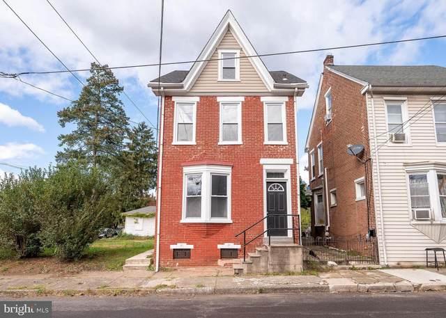 305 N Evans Street, POTTSTOWN, PA 19464 (#PAMC2014500) :: The John Kriza Team