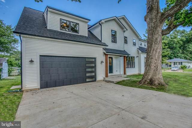 200 England Terrace, ROCKVILLE, MD 20850 (#MDMC2020350) :: Real Estate Connection