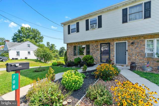 708 Main Street S, OLEY, PA 19547 (#PABK2005872) :: Tom Toole Sales Group at RE/MAX Main Line