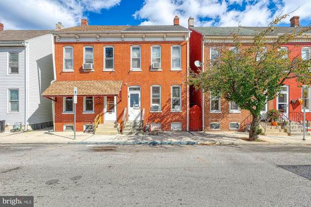 443 Juniper Street, YORK, PA 17401 (#PAYK2007926) :: The Dailey Group