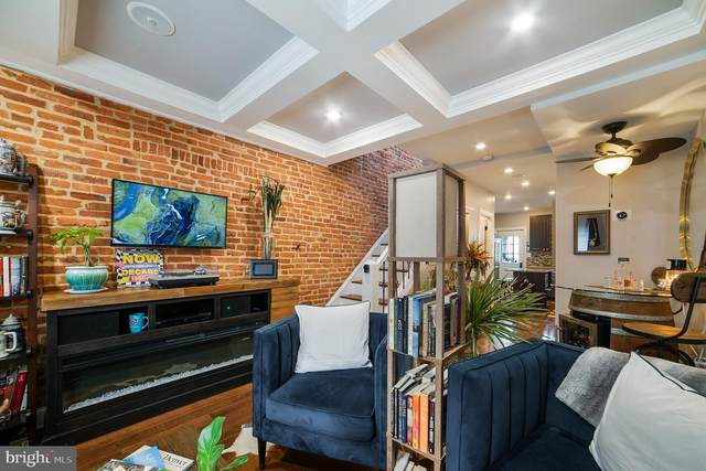 216 S Clinton Street, BALTIMORE, MD 21224 (#MDBA2015984) :: The Gus Anthony Team
