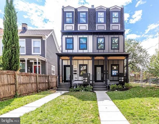 2014 2ND Street NW #1, WASHINGTON, DC 20001 (#DCDC2018182) :: Betsher and Associates Realtors