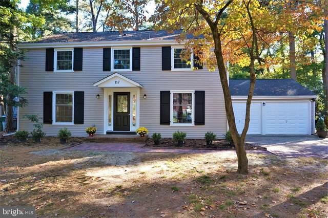 117 W Riding Road, CHERRY HILL, NJ 08003 (#NJCD2009446) :: Rowack Real Estate Team