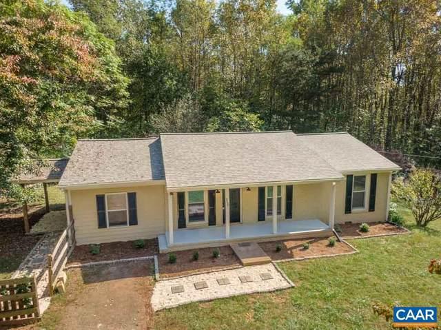 5597 Green Creek Rd, SCHUYLER, VA 22969 (#623477) :: AJ Team Realty