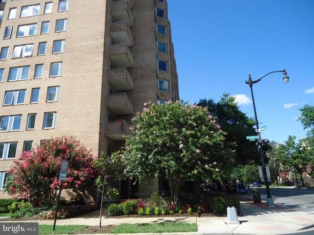 2800 Wisconsin Avenue NW #107, WASHINGTON, DC 20007 (#DCDC2018190) :: CENTURY 21 Core Partners