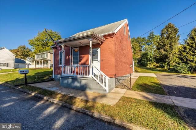 121 E Chapline Street, SHARPSBURG, MD 21782 (#MDWA2002882) :: Corner House Realty
