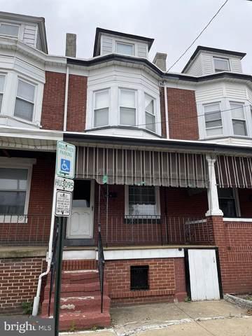811 Chambers Street, TRENTON, NJ 08611 (MLS #NJME2006350) :: Kay Platinum Real Estate Group