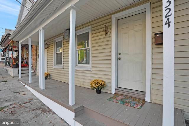 324 S Maple Avenue, MARTINSBURG, WV 25401 (#WVBE2003400) :: Corner House Realty