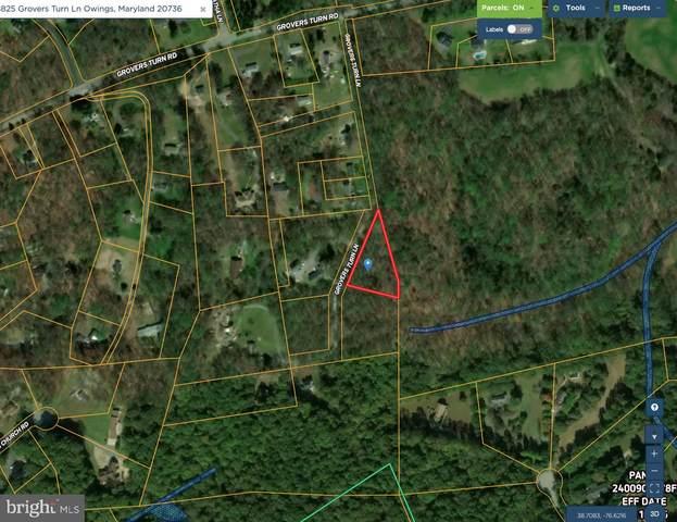 8825 Grovers Turn Lane, OWINGS, MD 20736 (#MDCA2002356) :: Berkshire Hathaway HomeServices McNelis Group Properties