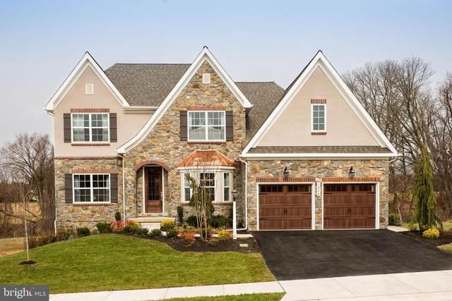 2701 Hillfield Drive, FREDERICK, MD 21702 (#MDFR2007496) :: Dart Homes