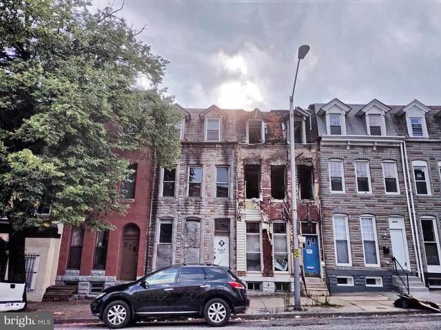 1806 N Caroline Street, BALTIMORE, MD 21213 (#MDBA2016044) :: New Home Team of Maryland