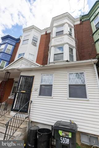 5538 W Thompson Street, PHILADELPHIA, PA 19131 (#PAPH2039392) :: Berkshire Hathaway HomeServices PenFed Realty