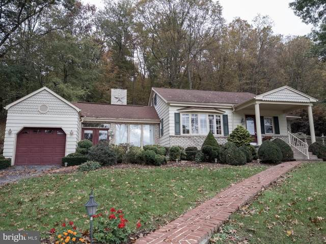 153 Perry Valley Road, MILLERSTOWN, PA 17062 (#PAPY2000576) :: Flinchbaugh & Associates