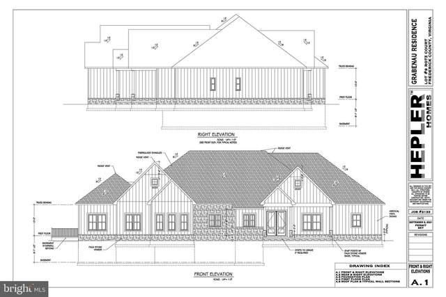 Rotz Court, WINCHESTER, VA 22602 (#VAFV2002408) :: Potomac Prestige
