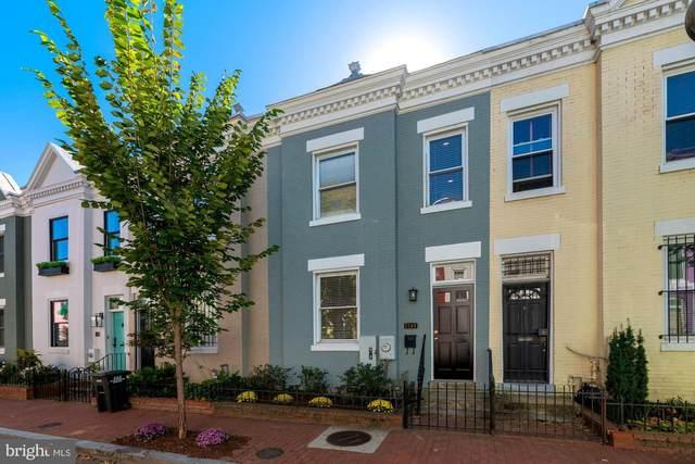 1744 Seaton Street NW, WASHINGTON, DC 20009 (#DCDC2018264) :: The Putnam Group