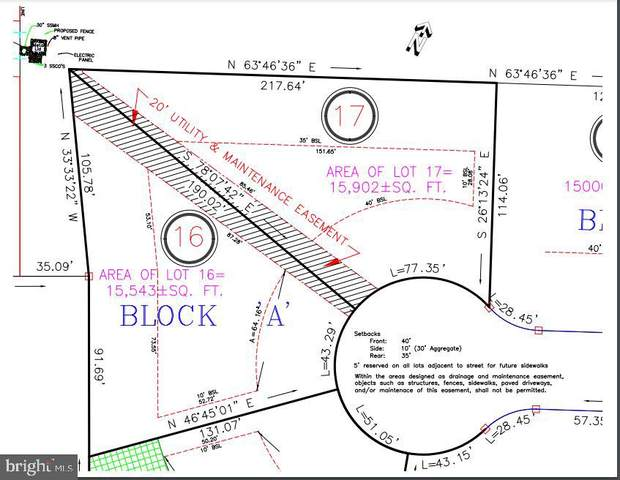 Holly Hill Lot 16, FRUITLAND, MD 21826 (#MDWC2001926) :: EXIT Realty Ocean City