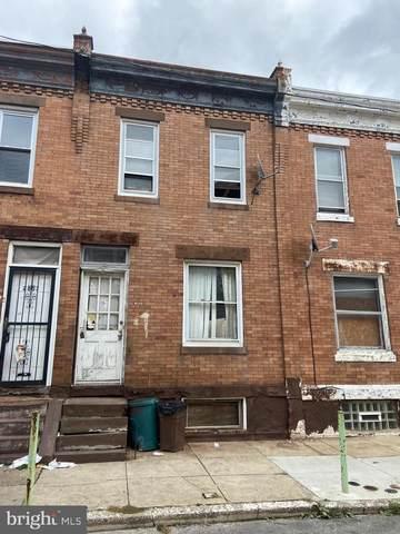 2855 N Bambrey Street, PHILADELPHIA, PA 19132 (#PAPH2039518) :: The Mike Coleman Team